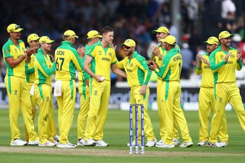 Australia were brilliant against England at Lord's.