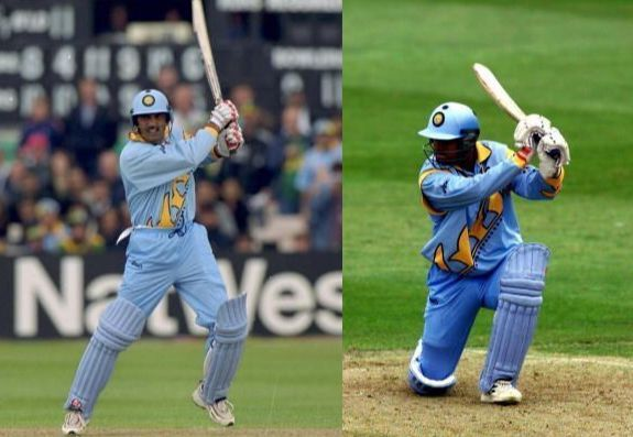 Mohammed Azharuddin and Rahul Dravid scored half-centuries for India