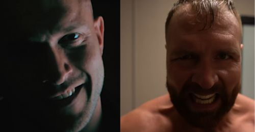 Kross and Moxley