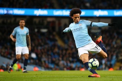 Leroy Sane's Manchester City future is uncertain
