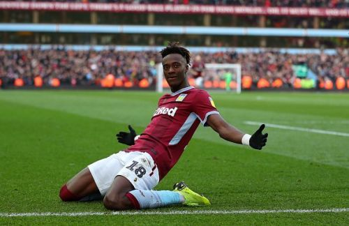 Tammy Abraham has shone out on-loan at Villa, helping them to promotion