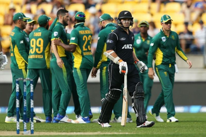 South Africa will be hoping to register another win in this World Cup campaign
