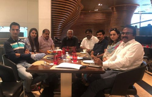 Officials of the I-League clubs met in New Delhi on Monday