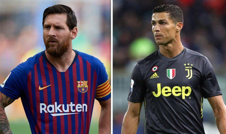The GOAT debate between Lionel Messi and Cristiano Ronaldo continues to rage on