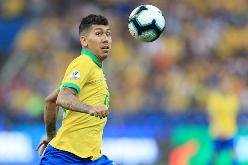 Firmino missed a sitter