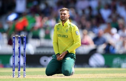 South Africa's fielding was a horror show