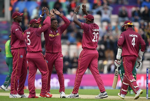 The West Indian cricket team