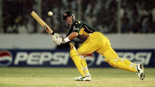 Mark Waugh was always at the top when it came to elegant strokeplay