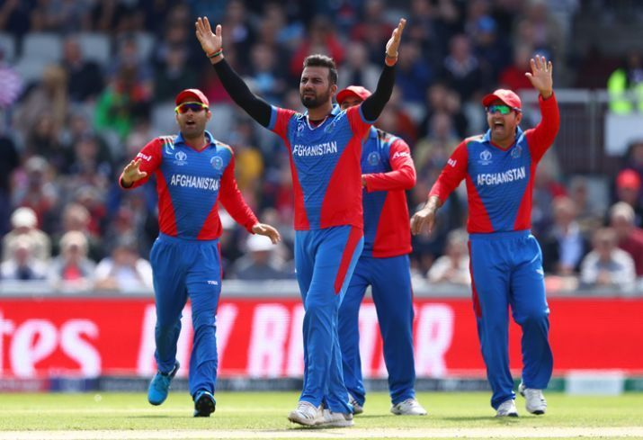 Afghanistan have produced a largely disappointing performance.