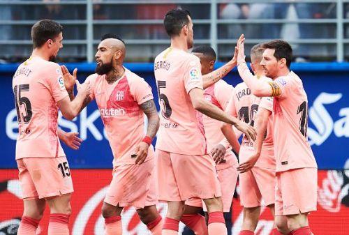 Barcelona's players favor a move for Neymar over Griezmann