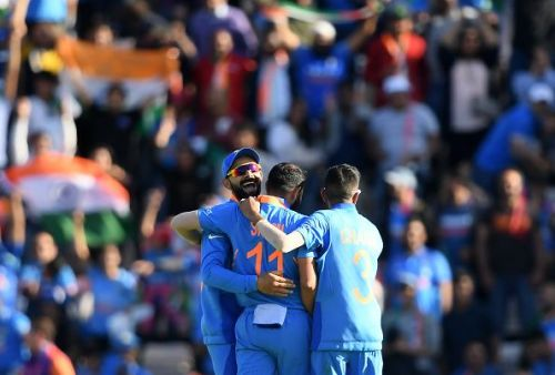 Virat Kohli will be happy to see India grind out a win