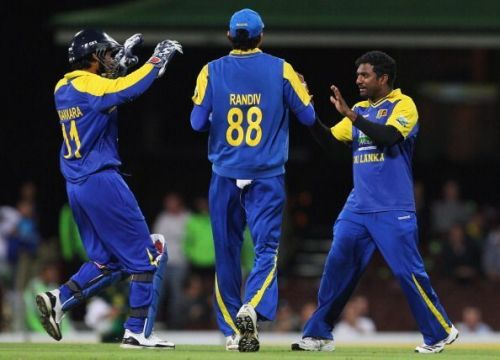 With 534 wickets to his name, Muttiah Muralitharan is the man with most ODI wickets to his name in the history of this beautiful sport