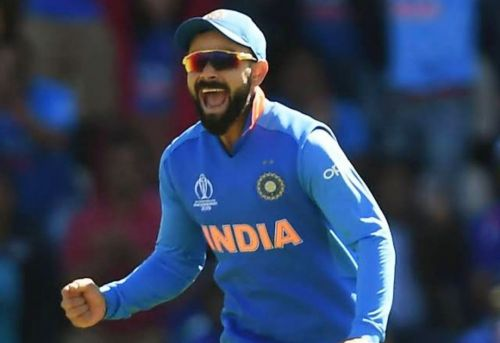 Indian Team Captain - Virat Kohli