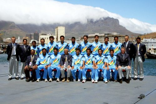 2003 वर्ल्ड कप की भारतीय टीम
