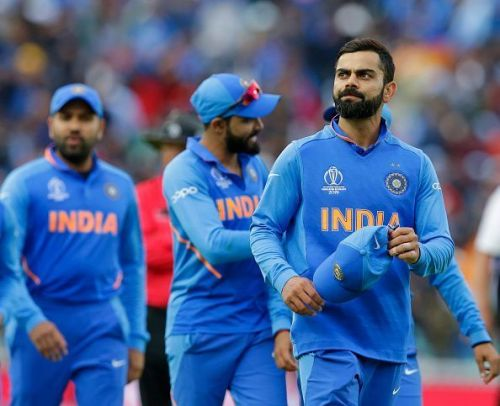 India - ICC Cricket World Cup 2019