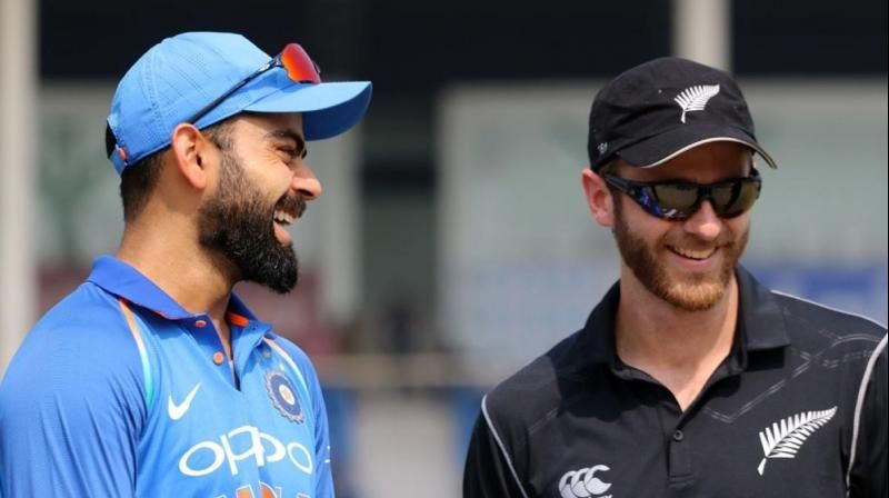 India will look forward to stopping the winning streak of the Kiwis