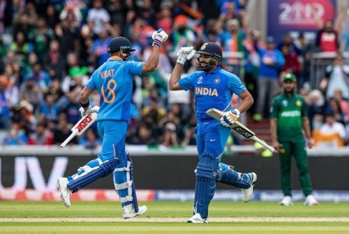 Rohit Sharma's form has been crucial for India