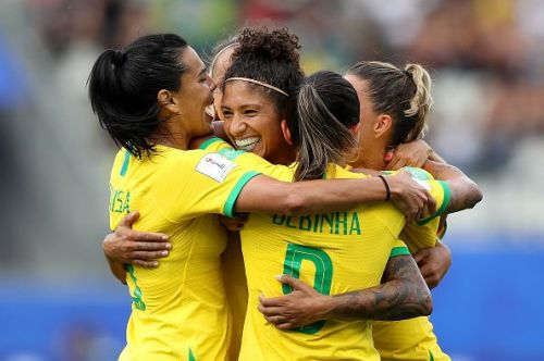 Brazil v Jamaica: Group C - 2019 FIFA Women's World Cup France