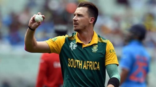 Steyn's IPL stint with RCB was cut short due to the shoulder injury