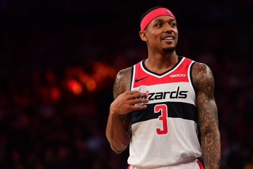 Bradley Beal has been a star for the Washington Wizards