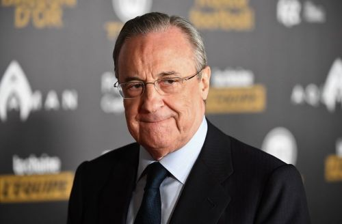 Florentino Perez has been very active this transfer season