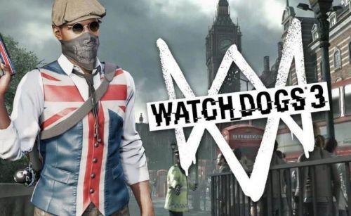 Watch Dogs 3 fan art