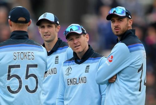 England will eye an easy win over the struggling Afghans.