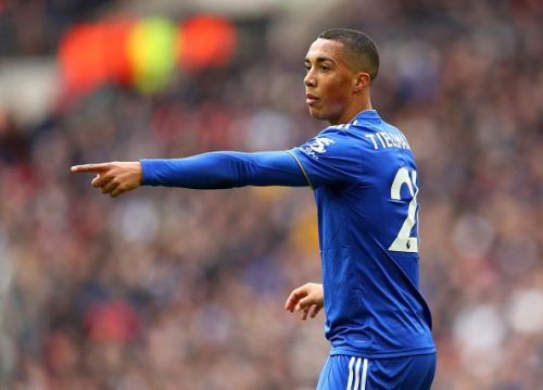Tielemans impressed in his short time with Leicester City