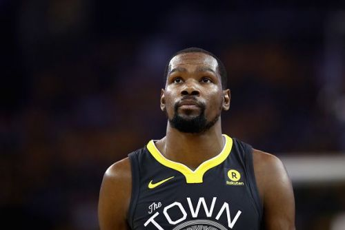 Kevin Durant's future is a major talking point around the NBA
