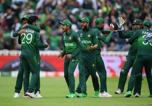 Pakistan made a comeback