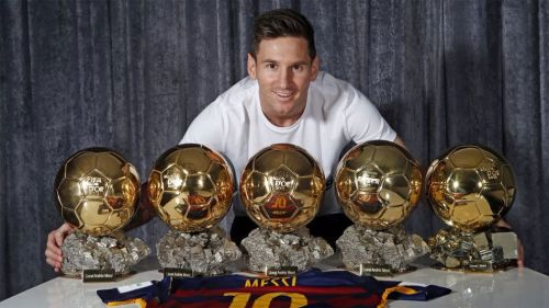 Lionel Messi remains the top choice as the best player in history for several top players and managers.
