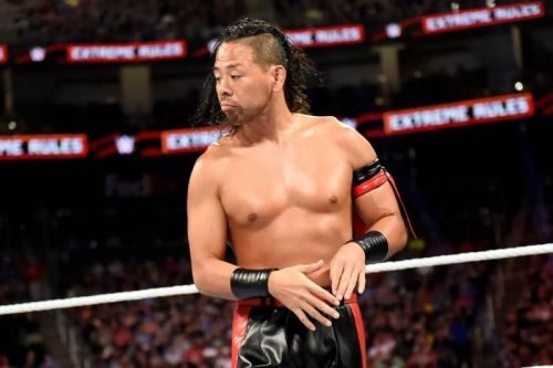 Shinsuke Nakamura has revealed his retirement plans