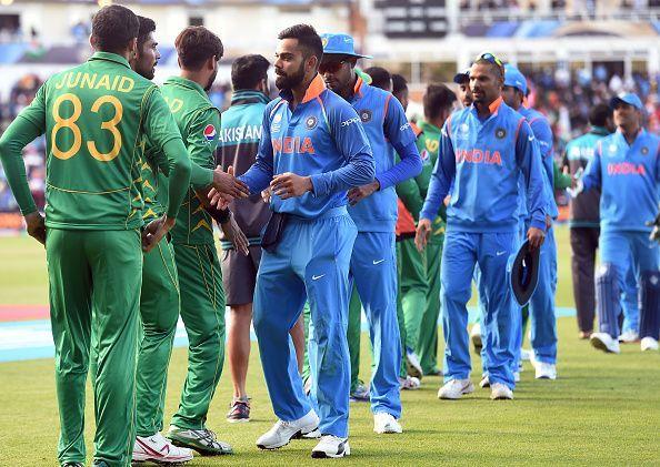 भारत और पाकिस्तान के ओल्ड ट्रैफर्ड में खेला जाना है अहम मुकाबला