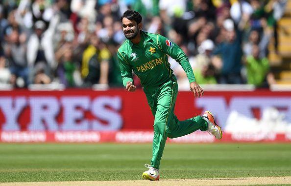 Pakistan v South Africa - ICC Champions Trop