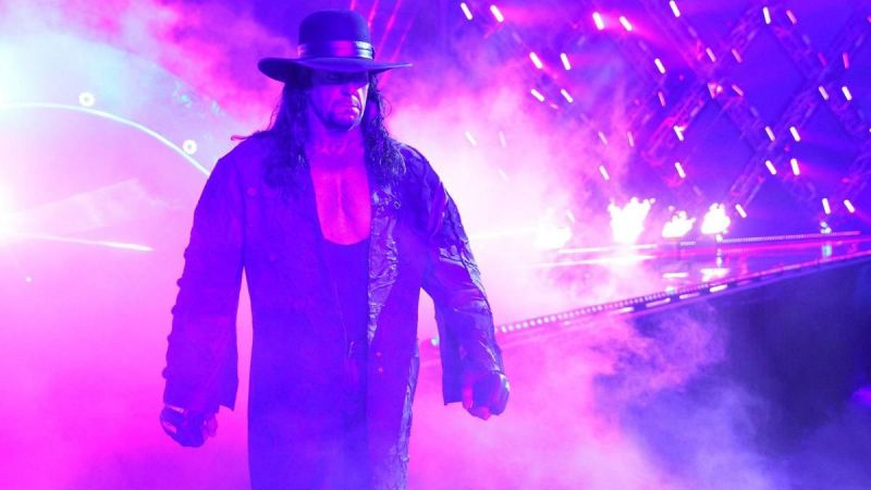 The Deadman appeared at the Greatest Royal Rumble and Crown Jewel