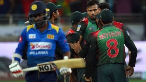 ICC cricket world cup 2019 - Sri Lanka vs Bangladesh,Match 16