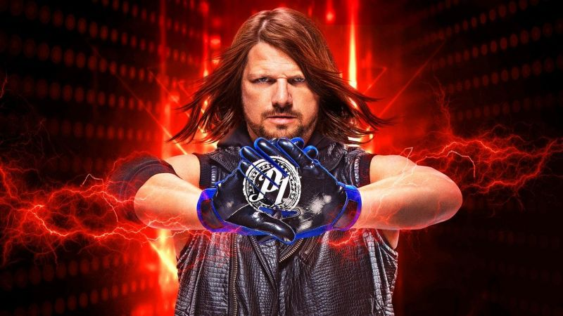 AJ Styles will more than likely be rated over 90... who won