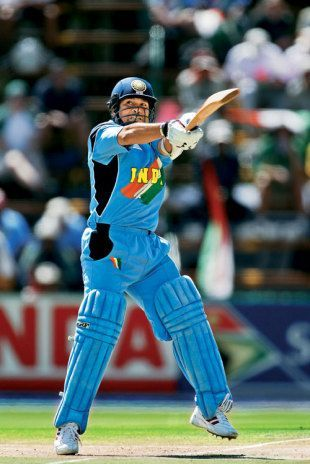 One of most iconic shots in ODI cricket