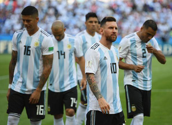 Image result for argentina football team 2019