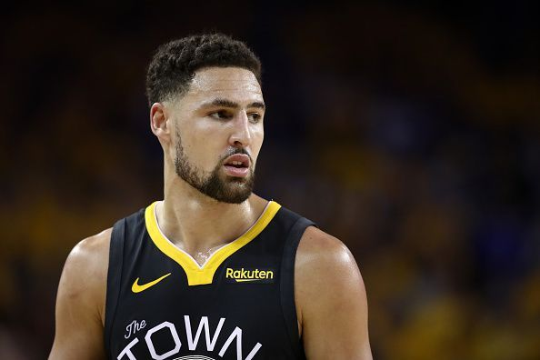 Klay Thompson appears set to remain with the Golden State Warriors
