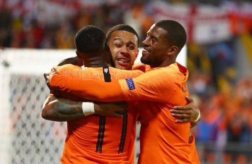 Netherlands v England - UEFA Nations League Semi-Final
