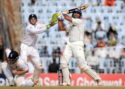 Yuvraj Singh vs England in 2008