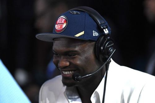 Zion Williamson was unsurprisingly the first pick of the 2019 NBA Draft