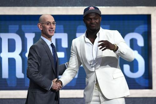 Zion Williamson is the most exciting player coming into the NBA since LeBron James back in 2003