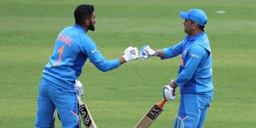 Rahul and Dhoni will have to be at their best against the Kiwis.