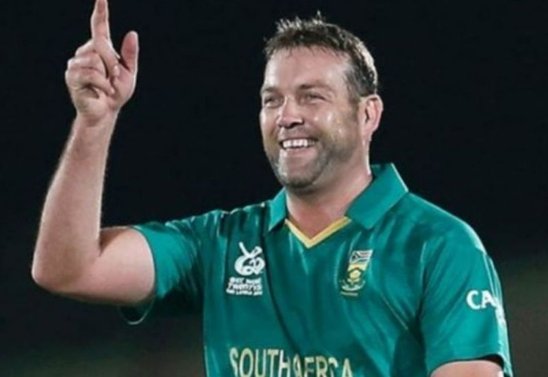 South African cricketer - Jacques kallis