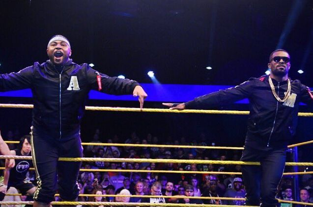 The Street Profits continue to bring the swag to Full Sail