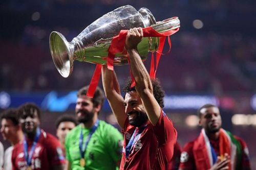 Liverpool won the Champions League final against Tottenham