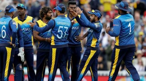 Sri Lanka pulled an improbable victory over the hosts.