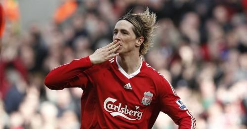 He was at his absolute best at Liverpool.